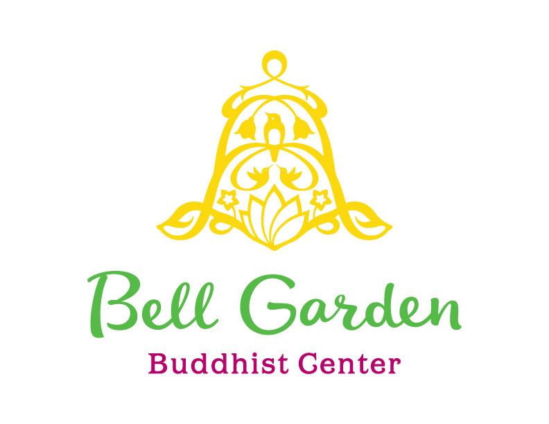 Bell Garden Logo | Flagstaff Graphic Design - Jen Saunders
