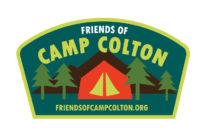 Friends of Camp Colton Sticker