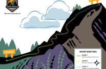 High Ridge Trail Map
